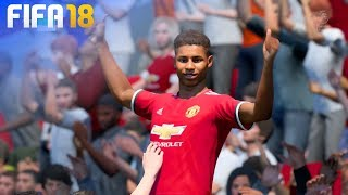 FIFA 18 - Top 5 Goals of the Month: October 2017