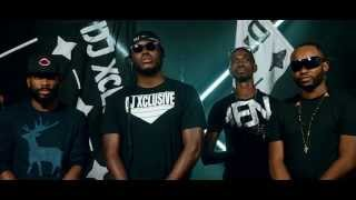 DJ Xclusive  featuring Lil' Kesh & CDQ - Dami Si (OFFICIAL VIDEO)