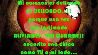 Mi CORAZON es DELICADO - llAlexitoll