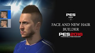 PES 2016 Face and Hair Editor