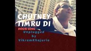 Chatni Timru Di- Dogri Song Unplugged_Video Blog-33