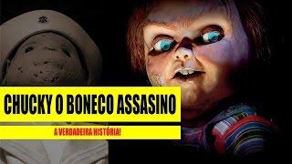 ROBERT O BONECO, A VERDADEIRA HISTÓRIA DO FILME CHUCK O BONECO ASSASSINO