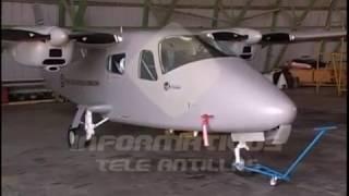 El gobierno compra un avión por 975 mil dólares para combatir el narcotráfico
