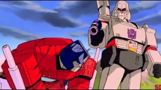 Transformers The Movie (Español Latino):La Muerte De Optimus Prime HD