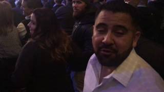 Gennady Golovkin vs Daniel Jacobs Full Video Reaction of decision at MSG