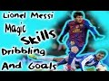 Download Video Download Best Lionel Messi   Magic Skills  Dribbling And Goals HD 3GP MP4 FLV