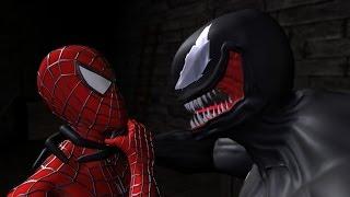 Spider-Man vs. Venom - Spider-Man Ultimate 4