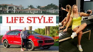 Angelique Kerber Biography | Family | Childhood | House | Net worth |Car collection |Life style 2017