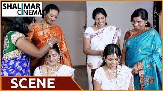 Omlet Movie || Siraj & Lavanya Love Scene || Shalu, Siraj, Lavanya || Shalimarcinema