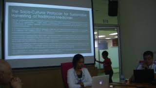 Contemporary African Traditional Medicine Practices & Environmental Ethics - Prof Mayashree Chinsamy