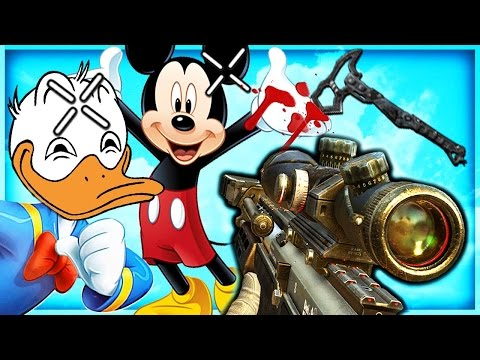 Xxx Mp4 Donald And Mickey TROLLING On Black Ops 2 Call Of Duty 3gp Sex