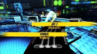 DJ Hero - Izzo (H.O.V.A.) VS My Name Is 100% FC [Hard]