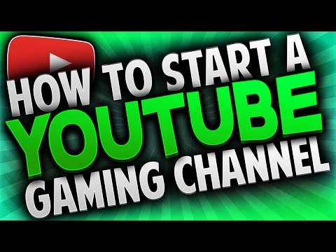 How To Start A Youtube Gaming Channel FOR CHEAP Equipment Programs & More