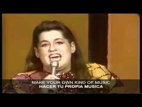 Make your own kind of music - subtitulada en español