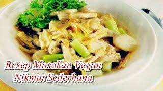 Resep Masakan Vegan Nikmat Sederhana