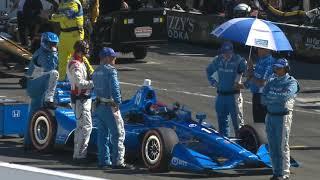 Indycar 2018 - Fecha 17 - Sonoma (Audio Español Latino)