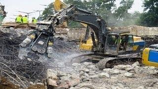 SECRET TECHNOLOGY Machines CONSTRUCTION Fastest  Heavy machine Construction destroy everything