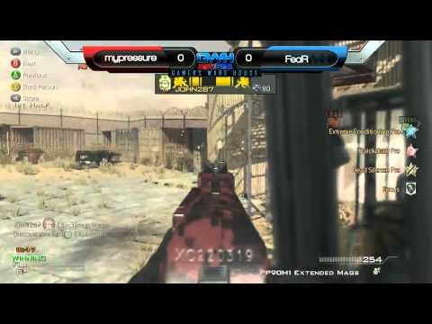 GWH Show-Match | Team FeaR vs Team myp !