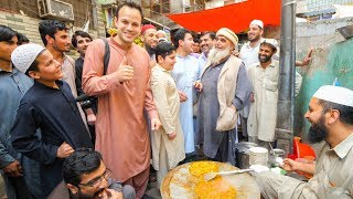 What Makes Pakistan So AMAZING? HUGE Pakistan Street Food Series!!!
