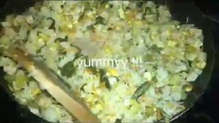 Fried rice - The symphony of food