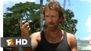 Delta Force 2 (1990) - Delta Force Training Scene (4/11) | Movieclips