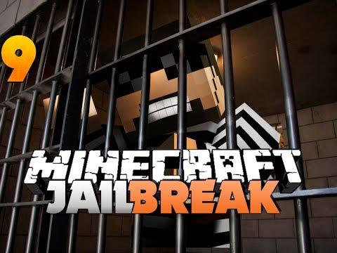 Minecraft JAIL BREAK S2E9 - RANK UP ANYONE