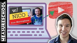 How to use YouTube Analytics to rank higher w/ Nico from Morningfame