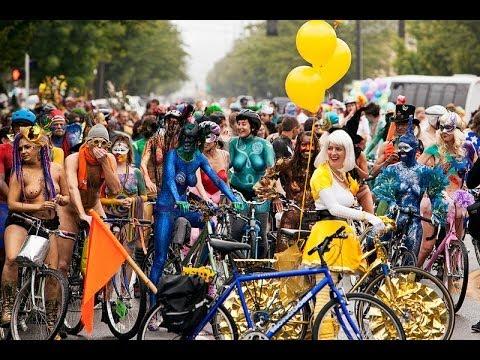 Ciclismo al desnudo DF 2014 NP25TV   Doovi