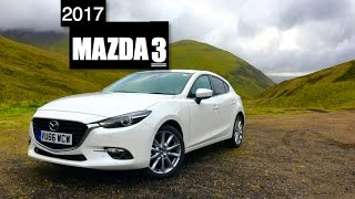 2017 Mazda 3 Review - Inside Lane