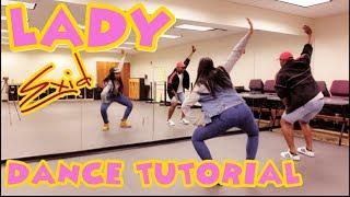 [EXID(이엑스아이디)] 내일해(LADY) - FULL DANCE TUTORIAL