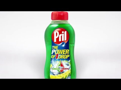 Meet the Pril One-Drop Bottle