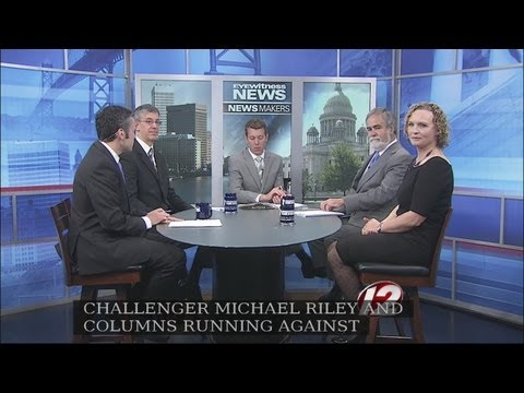 Newsmakers 10/7/2012: Political roundtable on CD1, new poll