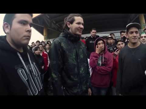 Klan MKS vs Killo Lepera Final BajoCeroEdition Barras de Hielo Río grande