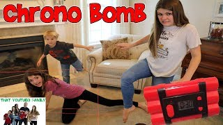 CAN WE BEAT THE CHRONO BOMB? / That YouTub3 Family