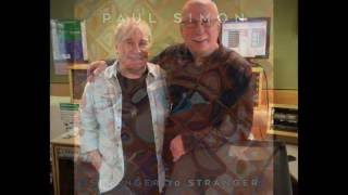 Paul Simon radio interview with Ken Bruce - (April 2016)