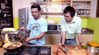 Cara membuat ayam bakar