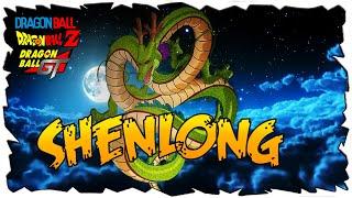 HISTORIA DE SHENLONG | DRAGON BALL, DRAGON BALL Z & DRAGON BALL GT ᴴᴰ