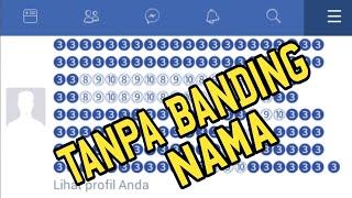 Fb Bunglon Tanpa Banding Nama Tanpa Ribet | Fbunik