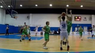derby UNIVERSO TREVISO vs BENETTON  Under 18  Eccellenza  basket