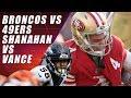 Denver Broncos vs  San Francisco 49ers: NFL SUNDAY