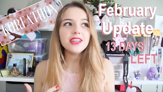 ✌ KOREATHON ✌ February Update! 13 DAYS LEFT!!