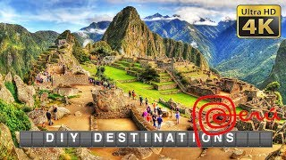 DIY Destinations (4K) - Peru Budget Travel Show | Full Episode