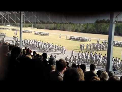watch U.S. Army, Ft. Jackson, Graduation Parade Review