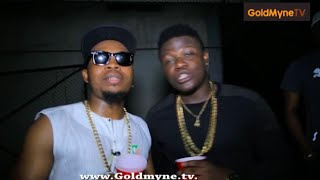 BEHIND THE SCENES OF  TEEBLAQ FT. OLAMIDE IN NICKI MINAJ (Nigerian Entertainment)