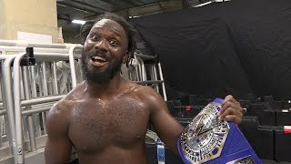 Rich Swann makes history: WWE Network Pick of the Week, Dec. 2, 2016