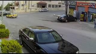 حادث دهس مروع في طبربور في عمان