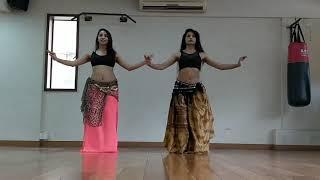 Mere Rashke Qamar - Baadshaho - Feat Kanchi & Sana.