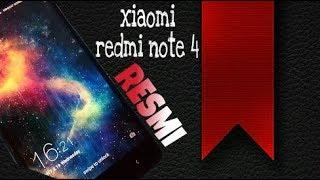 Xiaomi Redmi note 4 RESMI (TAM)