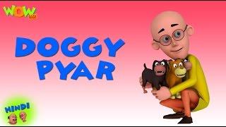 Motu Patlu ka Doggy Pyar   Motu Patlu in Hindi   3D Animation Cartoon for Kids   As on Nickelodeon