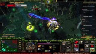 DotA Gameplay Beastmaster, Rexxar - Funny Game!